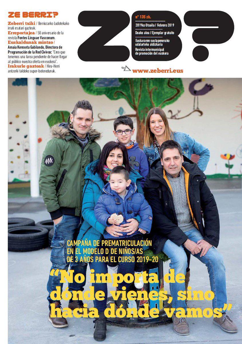 Revista Ze Berri?