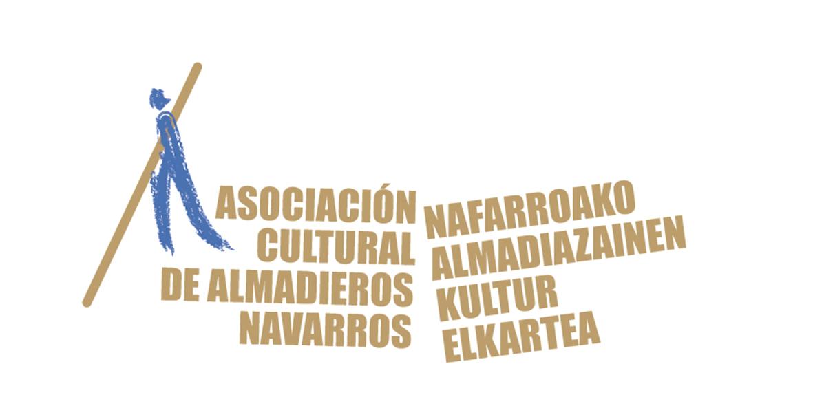 Logotipo de la Asociación Cultural de Almadieros Navarros