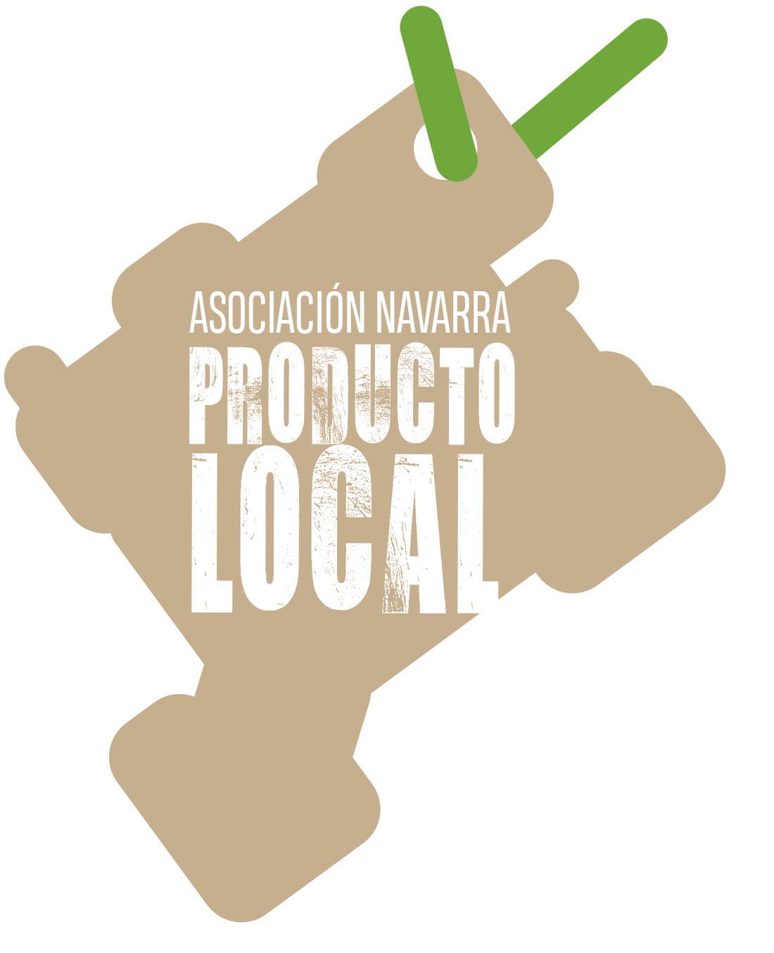 Logotipo de la Asociación Navarra Producto Local