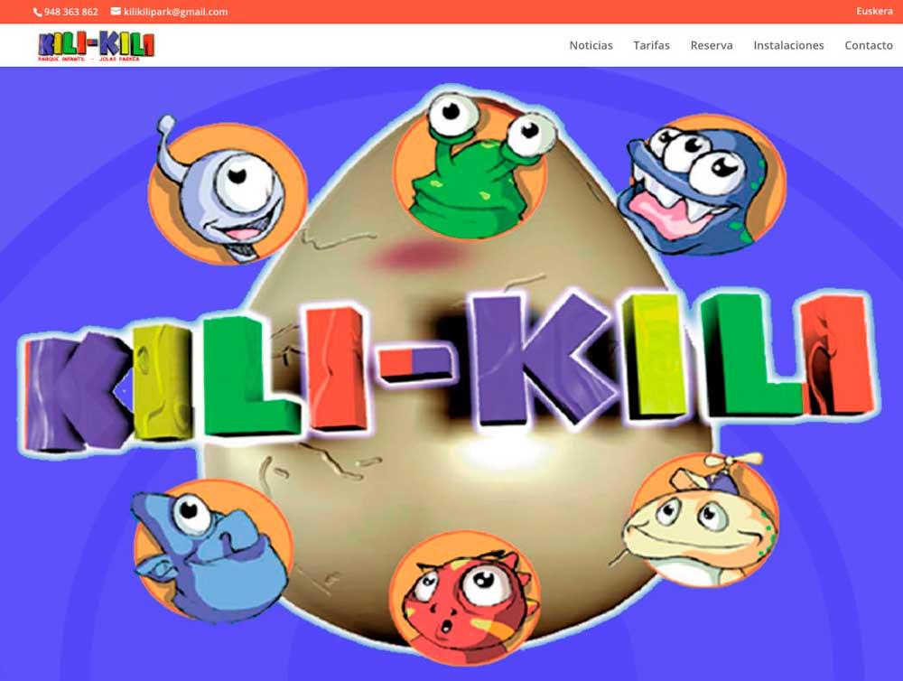Web kilikili.net